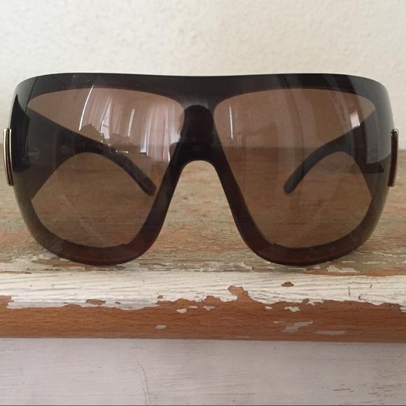 05d0cee6573 CHANEL Accessories - Chanel CC Wrap Sunglasses